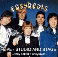 Cover The Easybeats - Live - Studio And Stage