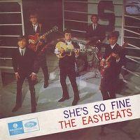 Cover The Easybeats - She's So Fine (EP)