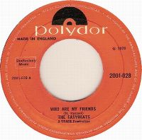 Cover The Easybeats - Who Are My Friends