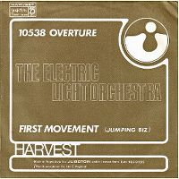 Cover The Electric Light Orchestra - 10538 Overture