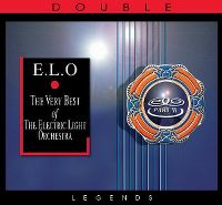 Cover The Electric Light Orchestra - Legends: The Very Best Of