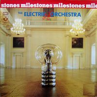 Cover The Electric Light Orchestra - Milestones