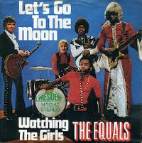 Cover The Equals - Let's Go To The Moon