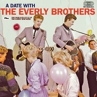 Cover The Everly Brothers - A Date With The Everly Brothers / The Fabulous Style Of The Everly Brothers