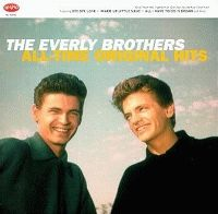 Cover The Everly Brothers - All-Time Original Hits