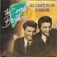 Cover The Everly Brothers - All I Have To Do Is Dream