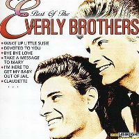 Cover The Everly Brothers - Best Of The Everly Brothers