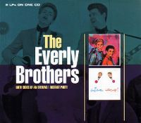 Cover The Everly Brothers - Both Sides Of An Evening / Instant Party