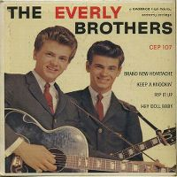 Cover The Everly Brothers - Brand New Heartache
