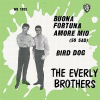 Cover The Everly Brothers - Buona fortune amore mio