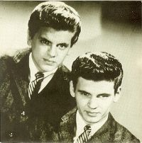 Cover The Everly Brothers - Bye Bye Love
