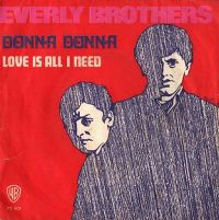 Cover The Everly Brothers - Donna, Donna