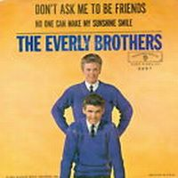 Cover The Everly Brothers - Don't Ask Me To Be Friends