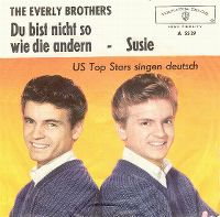 Cover The Everly Brothers - Du bist nicht so wie die andern