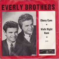 Cover The Everly Brothers - Ebony Eyes