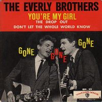 Cover The Everly Brothers - Gone, Gone, Gone
