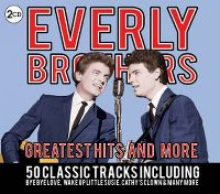 Cover The Everly Brothers - Greatest Hits And More