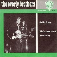 Cover The Everly Brothers - Hello Amy