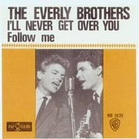 Cover The Everly Brothers - I'll Never Get Over You