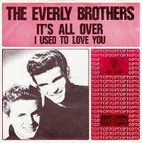 Cover The Everly Brothers - It's All Over