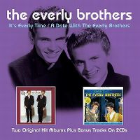Cover The Everly Brothers - It's Everly Time / A Date With The Everly Brothers