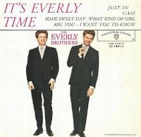 Cover The Everly Brothers - Just In Case