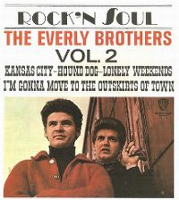 Cover The Everly Brothers - Kansas City