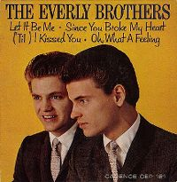 Cover The Everly Brothers - Let It Be Me
