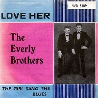 Cover The Everly Brothers - Love Her