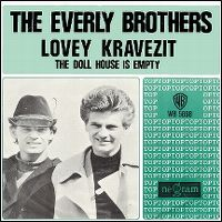 Cover The Everly Brothers - Lovey Kravezit