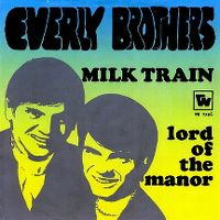Cover The Everly Brothers - Milk Train