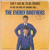 Cover The Everly Brothers - No One Can Make My Sunshine Smile