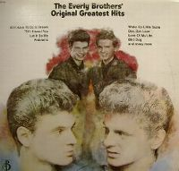 Cover The Everly Brothers - Original Greatest Hits