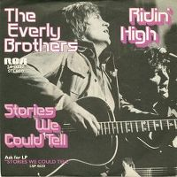 Cover The Everly Brothers - Ridin' High