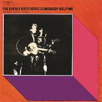 Cover The Everly Brothers - Somebody Help Me