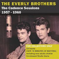 Cover The Everly Brothers - The Cadence Sessions 1957-1960
