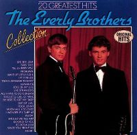 Cover The Everly Brothers - The Everly Brothers Collection - 20 Greatest Hits