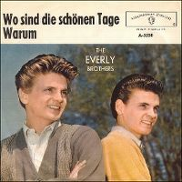 Cover The Everly Brothers - Wo sind die schönen Tage