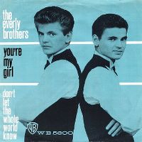 Cover The Everly Brothers - You're My Girl