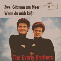 Cover The Everly Brothers - Zwei Gitarren am Meer