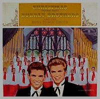 Cover The Everly Brothers & the Boys Town Choir - Christmas with The Everly Brothers