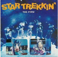 Cover The Firm - Star Trekkin'