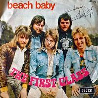 Cover The First Class - Beach Baby