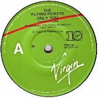 Cover The Flying Pickets - Only You