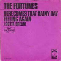 Cover The Fortunes - Here Comes That Rainy Day Feeling Again