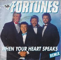 Cover The Fortunes - When Your Heart Speaks