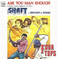 Cover The Four Tops - Are You Man Enough