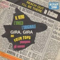 Cover The Four Tops - Gira, gira