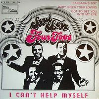 Cover The Four Tops - I Can't Help Myself (Sugar Pie Honey Bunch)