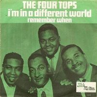 Cover The Four Tops - I'm In A Different World